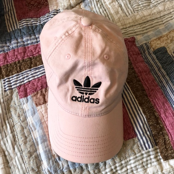adidas Accessories - Light pink adidas baseball cap 8e12c5185